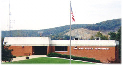 Oakland Police headquarters