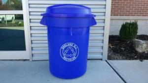 Recycling Barrel