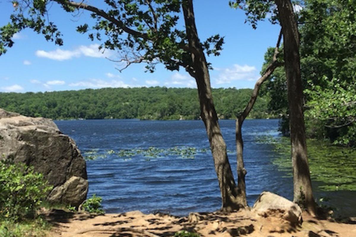 Ramapo Lake - by Tricia P.