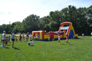 Water Slide - Obstacle Course