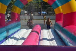 Water Slide - Race