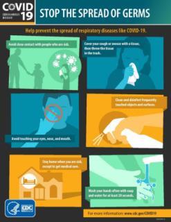 Coronavirus Facts Sheet CDC