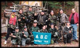Open Camp - Paintball