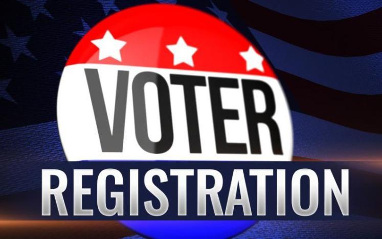 Voter Registration - 2020