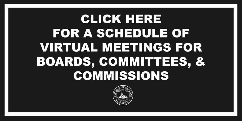 BCC Meetings